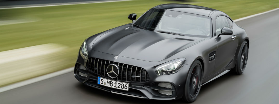 2018 mercedes benz amg gt c coupe