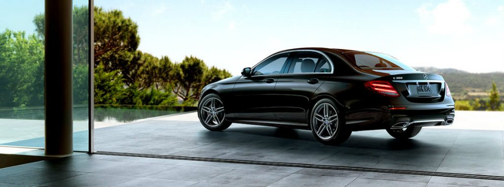 What S New In The 2017 Mercedes Benz E Class