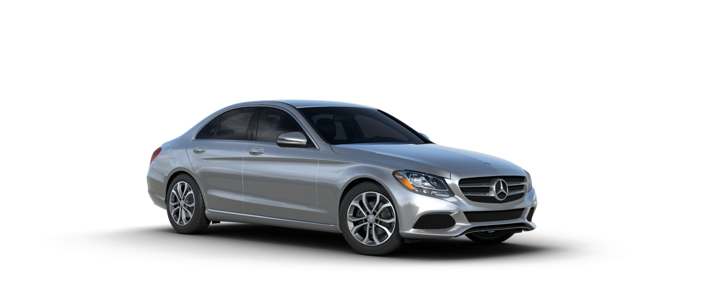 2017 mercedes benz c class color options