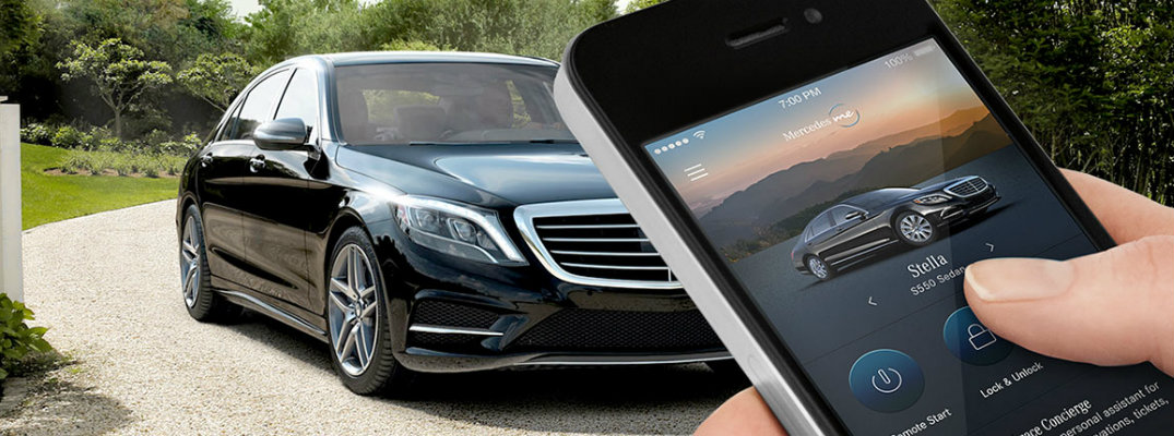 Mercedes Benz Mbrace App >> How to use the Mercedes me app