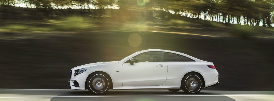 2018 Mercedes-Benz E-Class Coupe pictures