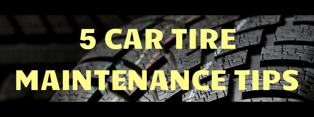 how to take care of your tires