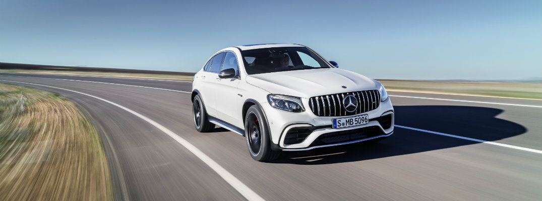 2018 Mercedes-AMG GLC 63 S Coupe new design and performance specs
