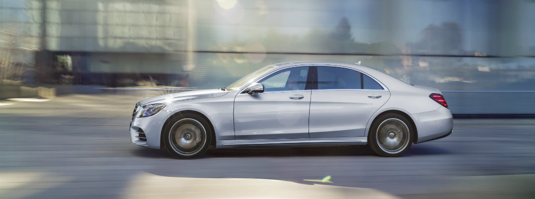 2018 Mercedes-Benz S-Class release date and new design elements