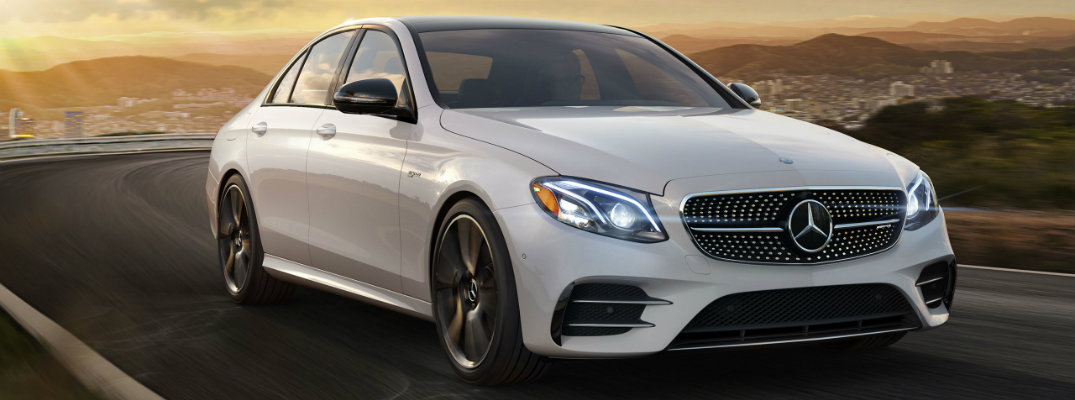 top 5 things to know about the Mercedes-AMG E 43