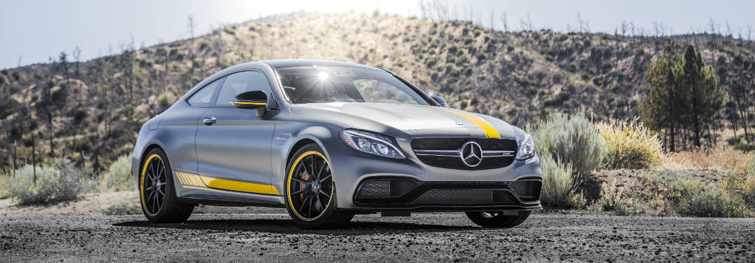 2017 Mercedes-AMG C63 S Coupe Design and Features