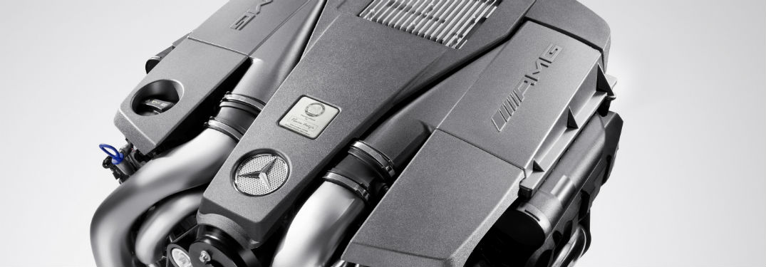 what is a mercedes-benz biturbo engine_o