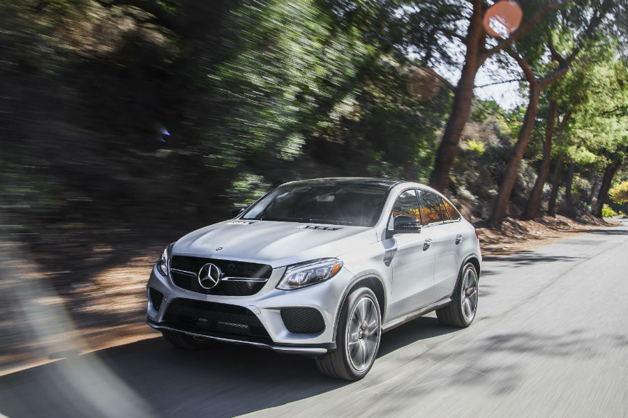 Mercedes benz glc coupe vs gle coupe silver star motors for Mercedes benz dealers in long island ny
