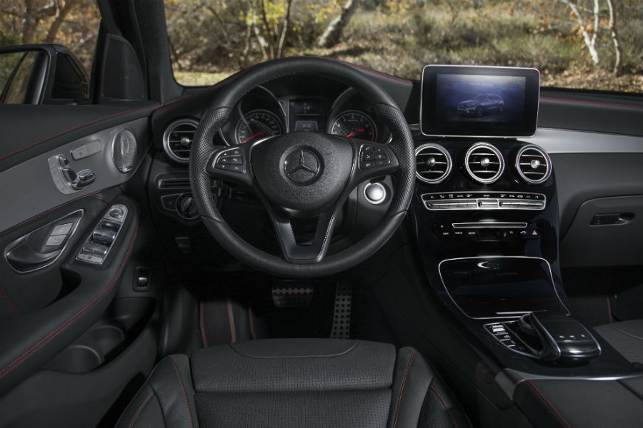 2018 Mercedes Benz Glc Suv Safety Features Silver Star Nyc