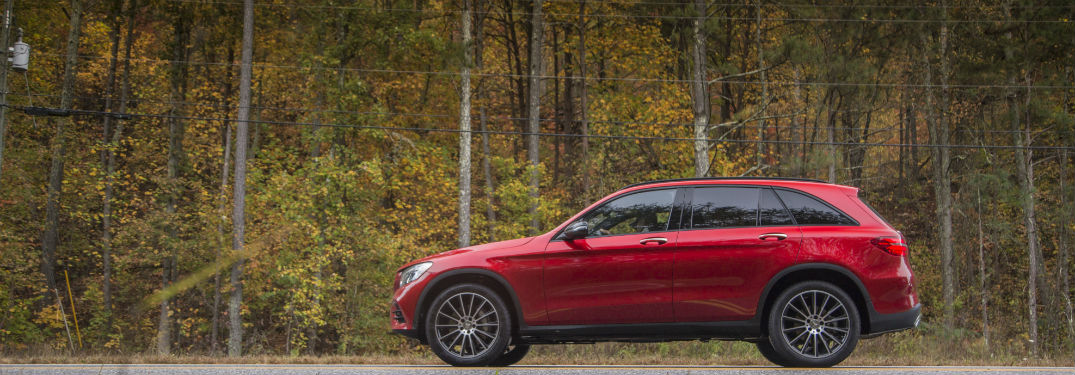2018 Mercedes-Benz GLC SUV safety features_o