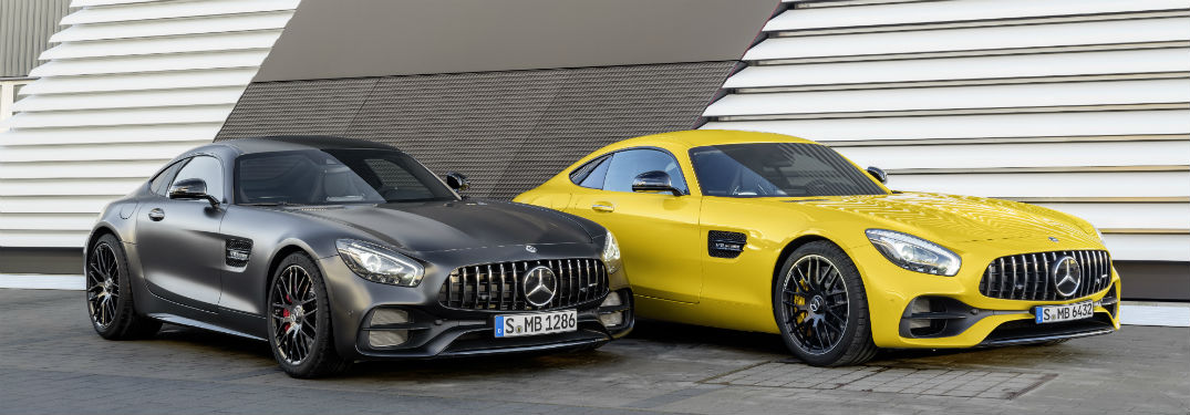 2018 mercedes amg gt and gt s performance specs long island city nyc_o