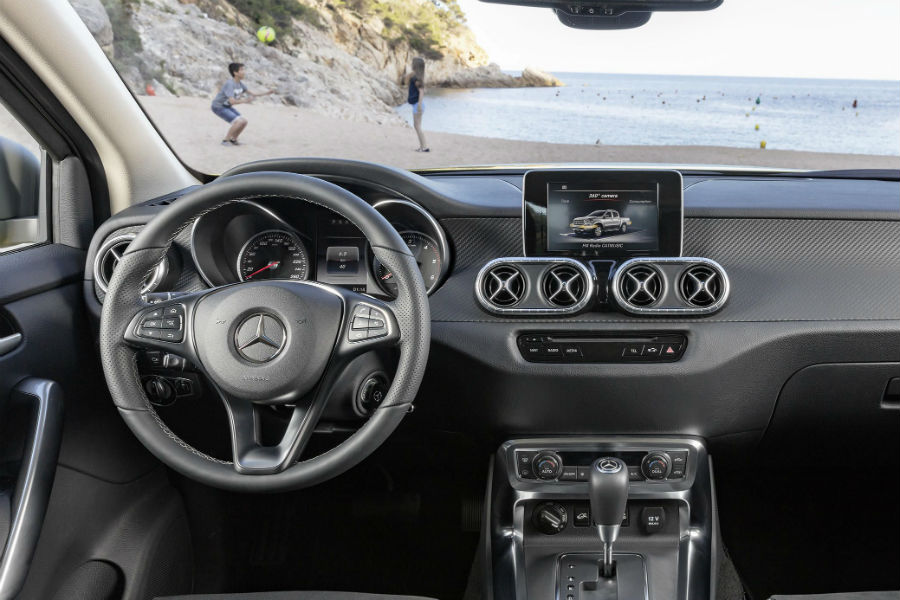 Mercedes Benz X Class Release Date For U S Silver Star Motors Nyc