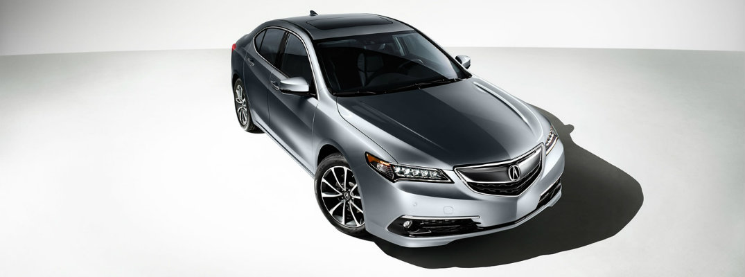 2017 Acura TLX Technology Package features