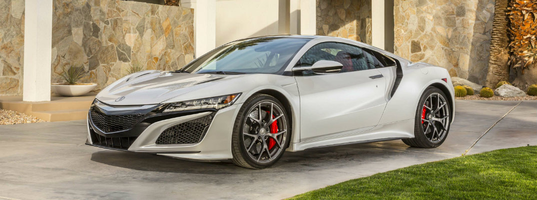 how fast can the 2017 acura nsx go 0 to 60 mph. Black Bedroom Furniture Sets. Home Design Ideas