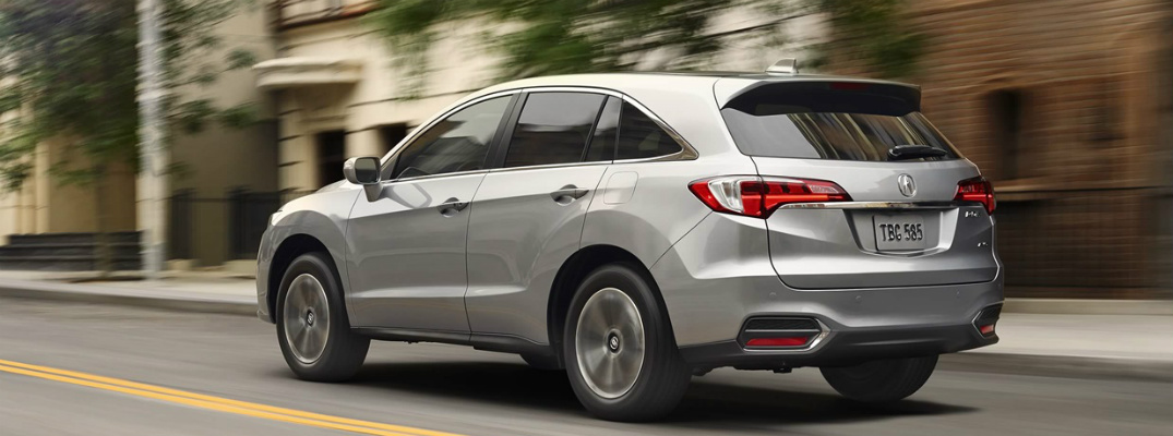 Does the 2018 Acura RDX have AWD?