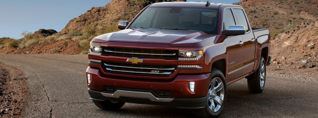 what 39 s new in the 2016 chevy silverado 1500. Black Bedroom Furniture Sets. Home Design Ideas