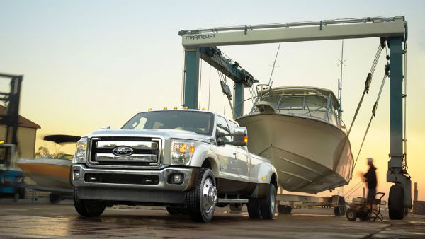 Ford F250 Towing Capacity >> 2016 Ford F 250 Super Duty Delivers Maximum Towing Power