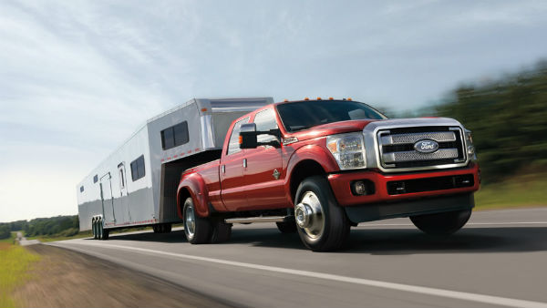 F250 Towing Capacity >> 2016 Ford F 250 Super Duty Delivers Maximum Towing Power Harbin