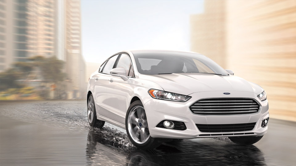 2016 Ford Fusion Scottsboro AL