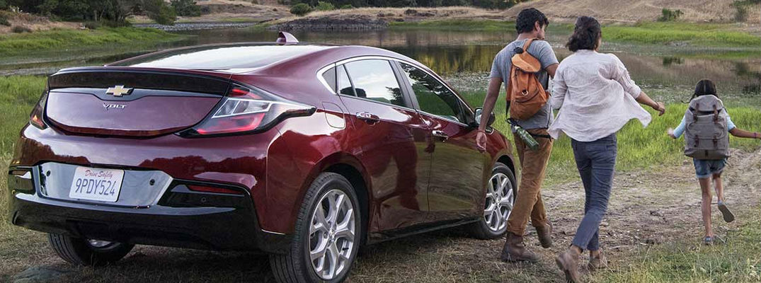 Coming soon: 2017 Chevy Volt