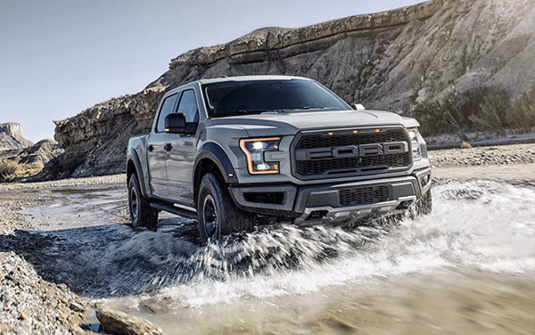 2017 Ford Raptor Supercrew Birmingham AL