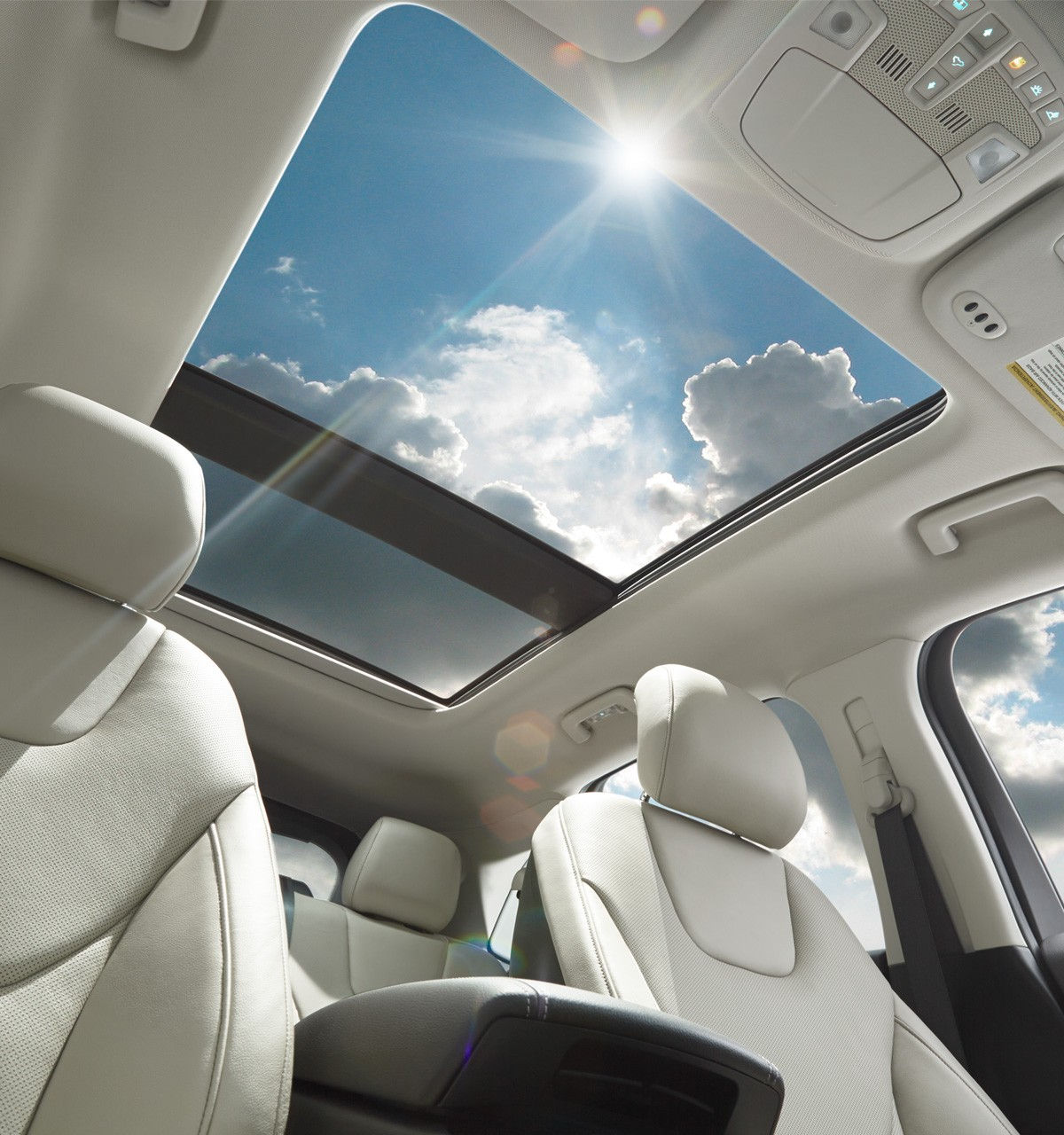 2017 Ford Edge Sunroof