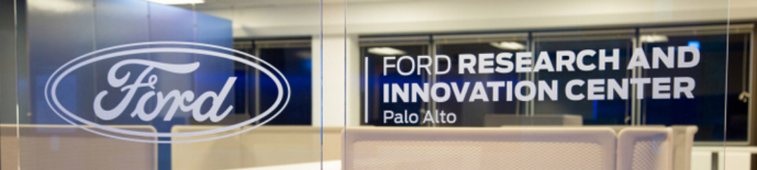 Future Ford's Research and Innovation Center in Palo Alto, California.