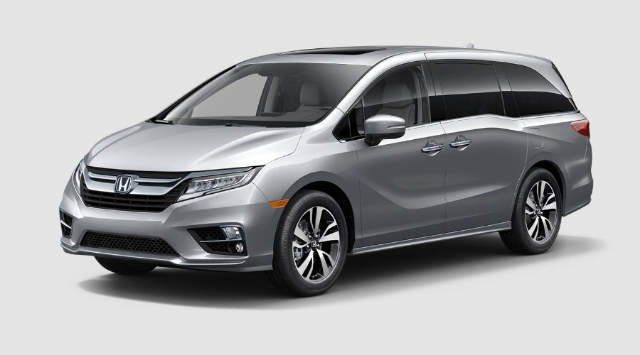 Honda Odyssey Paint Colors | 2017/2018 Honda Reviews