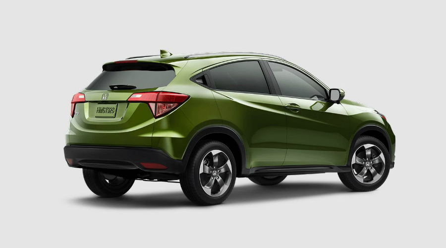 Hr V 2019 >> Color Options for the 2018 Honda HR-V