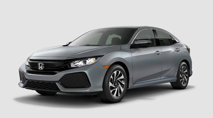 Color options for the 2018 honda civic hatchback for 2018 honda civic colors