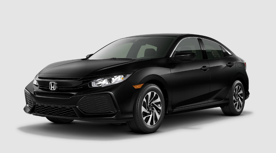 Color Options For The 2018 Honda Civic Hatchback