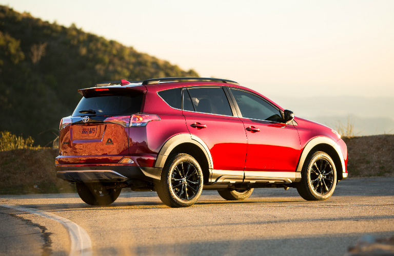 what is the release date of the 2018 toyota rav4 adventure