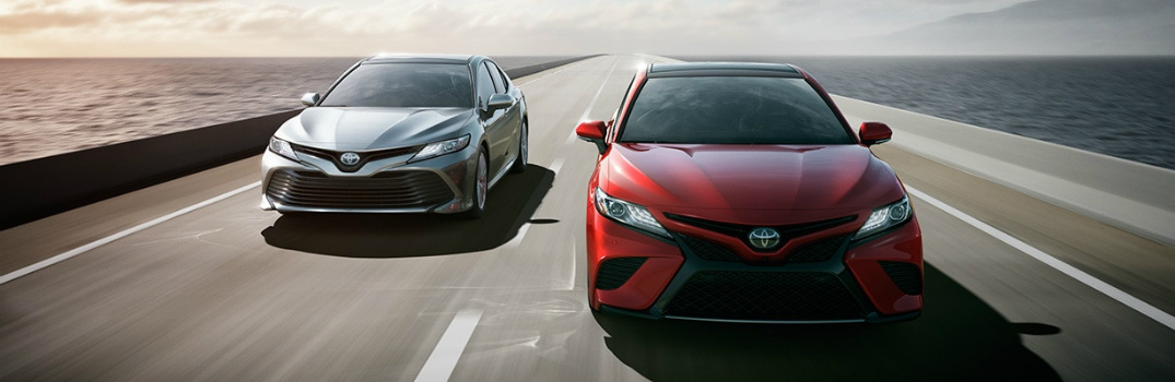 Release Date of the 2018 Toyota Camry