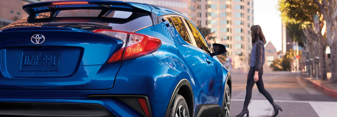 Where can I get the new 2018 Toyota C-HR Near Martinsburg WV