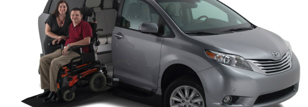 Which Toyota Vehicles are Handicap Accessible?