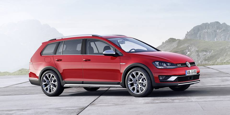 VW Golf Alltrack named 2017 Canadian Car of the Year