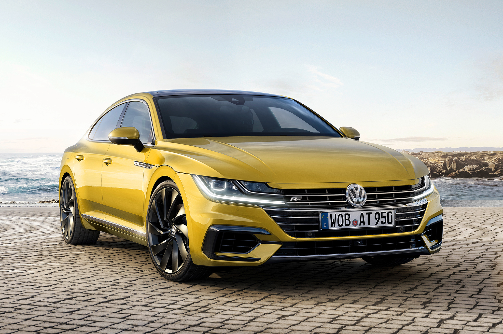 VOLKSWAGEN ARTEON MAKES WORLD DEBUT AT THE GENEVA AUTO SHOW
