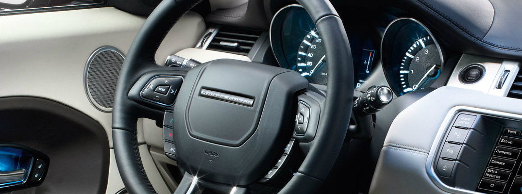 When Should I Clean My Land Rover Model's Steering Wheel?