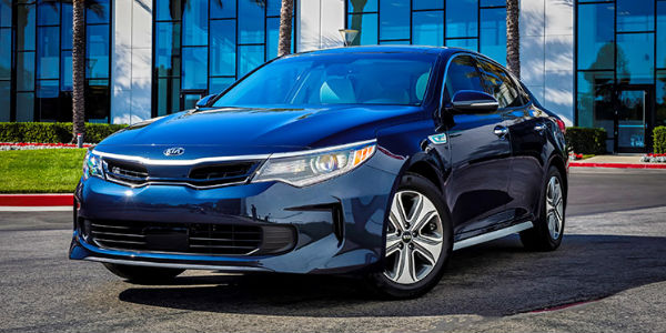 Top Four Kia Models for Holiday Road Trips