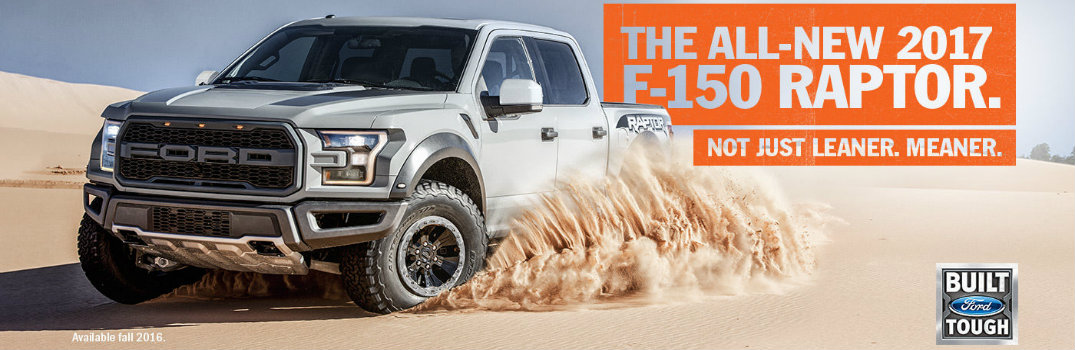 2017 Ford F-150 Raptor Release Date, Features
