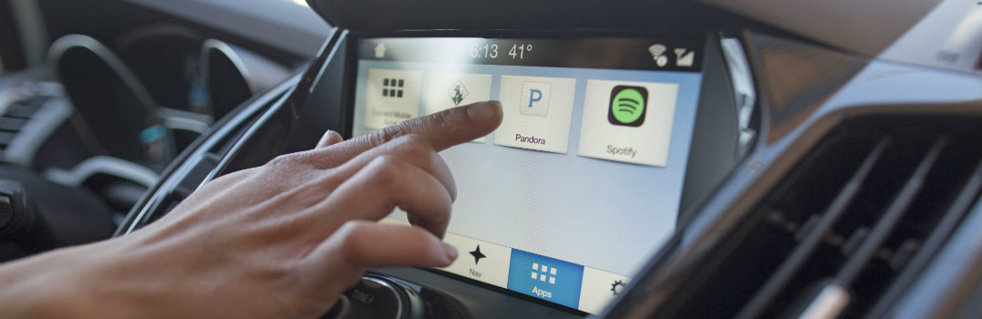 Ford's SYNC 3 Offers Driver's a More Advanced Way to Access Media