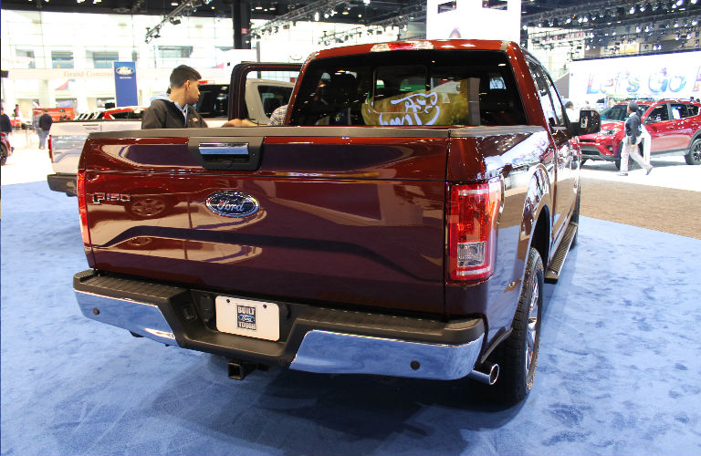 2018 Ford F-150 at CAS