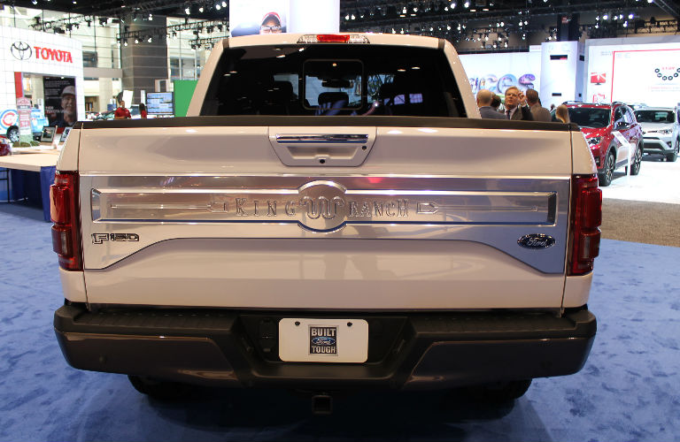2018 F-150 Chicago Auto Show King Ranch