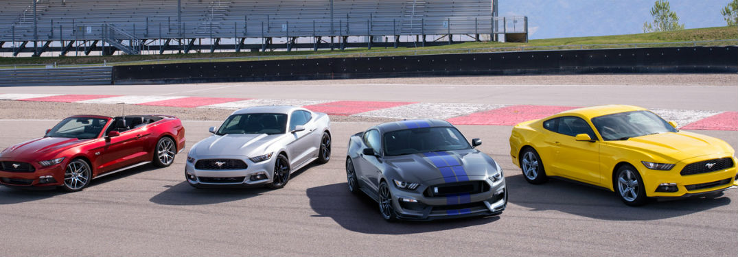 Blend fuel economy and performance with the Mustang EcoBoost