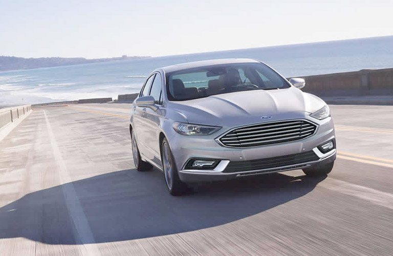Highly Ranked Ford Vehicles for J.D. Power Initial Quality Study - 2017 Ford Fusion
