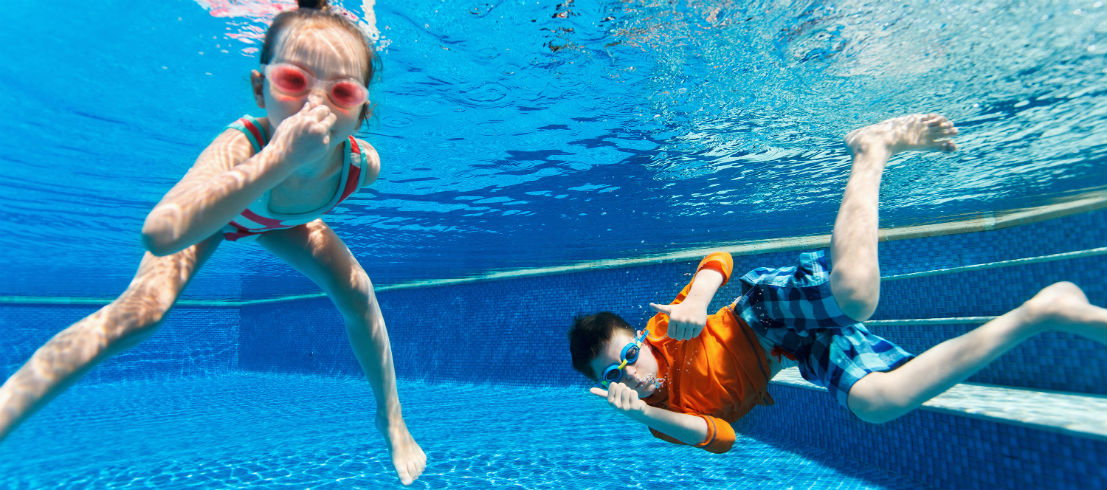 Have Some Fun in the Water at a Rocky View County Swimming Pool