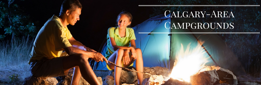 Experience the Great Outdoors at a Calgary-Area Campground