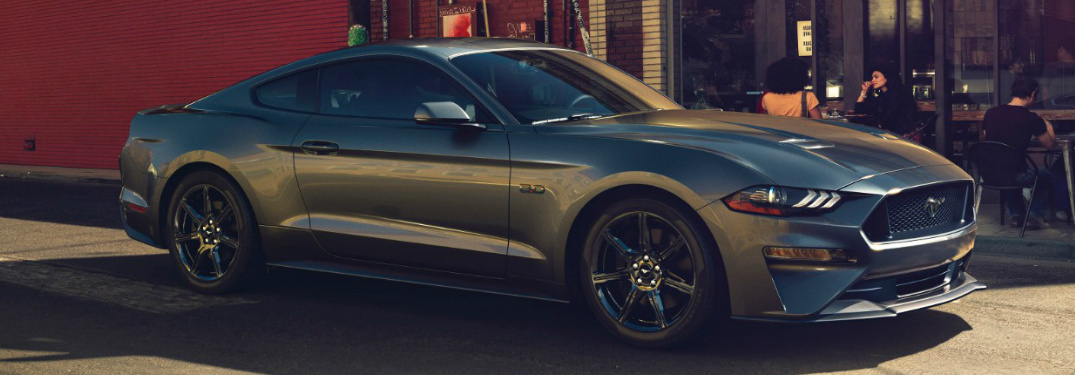 Watch a Walkaround Video of the All-New 2018 Ford Mustang
