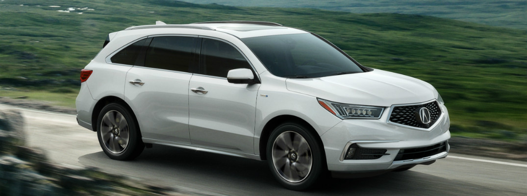 Does Acura make any Hybrid SUVs