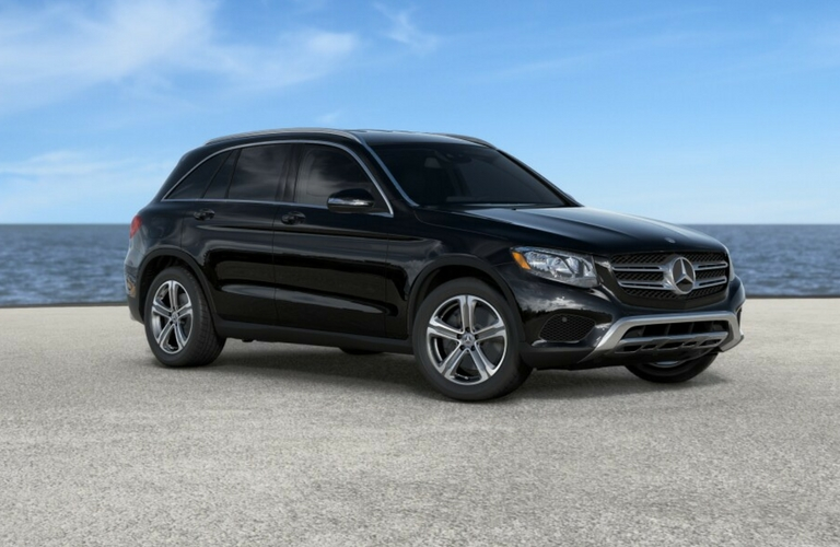 2017 mercedes benz glc exterior color options. Black Bedroom Furniture Sets. Home Design Ideas